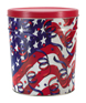 Flags & Streamers Create Your Own Custom Gourmet Popcorn Tin with your Logo or Photo
