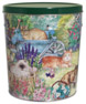 Leisure Cats Create Your Own Custom Gourmet Popcorn Tin with your Logo or Photo