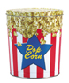 Popcorn Create Your Own Custom Gourmet Popcorn Tin with your Logo or Photo