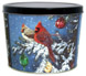 Sharing the Season Create Your Own Custom Gourmet Popcorn Tin With Logo or Photo on the Lid from any of these designs