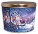 Winter Wonderland Create Your Own Custom Gourmet Popcorn Tin With Logo or Photo on the Lid from any of these designs